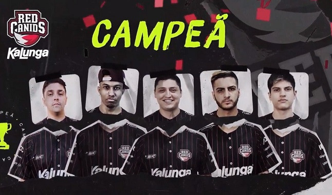 CS:GO: RED Canids ganó el circuito CLUTCH