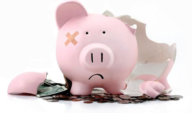 Decisiones incorrectas que conducen a la quiebra
