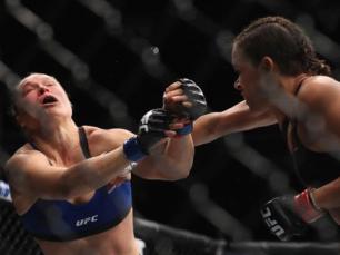 Ex-campeão do UFC ganha ao apostar na derrota de Ronda Rousey