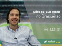 Diário do Paulo Rebelo no Brasileirão