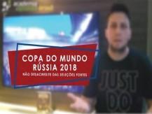 Dicas Copa do Mundo 2018 - pela Academia das Apostas