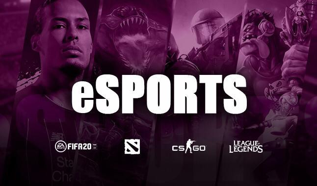eSports betting tips: Saturday 01/08