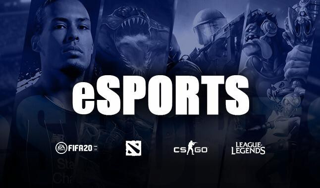 eSports Betting: Tuesday 01/12/20