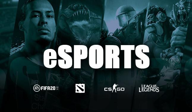 eSports Betting: Monday 10/08/20