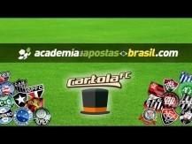 Dicas do Cartola FC - Rodada 3 - pela Academia das Apostas (vídeo)