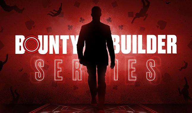 Diversas conquistas nos eventos Bounty Builder