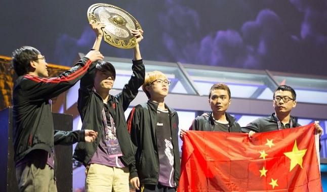 DOTA 2: campeón mundial suspendido por manipular resultados