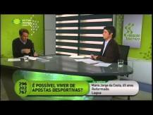 É hoje possível viver das Apostas? com Paulo Batista na RTP Acores