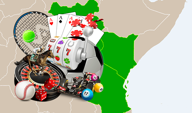 East African gambling sales drop 99%