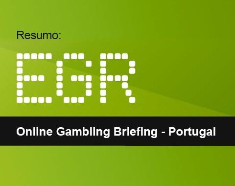EGR junta regulador e casas de apostas em Portugal