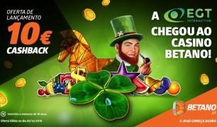 Oferta EGT Interactive e Casino Betano