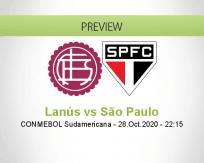 Lanús vs São Paulo