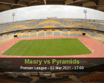 Masry Pyramids betting prediction (02 March 2021)