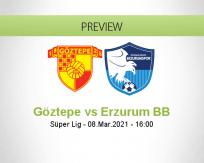 Göztepe Erzurum BB betting prediction (09 March 2021)