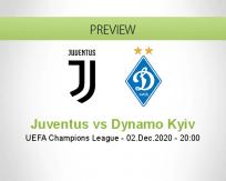 Juventus vs Dynamo Kyiv