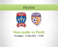 Newcastle vs Perth