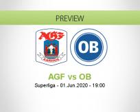 AGF OB betting prediction (02 June 2020)