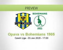 Opava vs Bohemians 1905