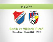 Baník Ostrava vs Viktoria Plzeň