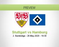 Stuttgart vs Hamburger SV