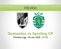 Vitória Guimarães vs Sporting CP