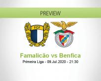 Famalicão vs Benfica