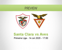 Santa Clara vs Desportivo Aves