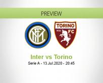 Internazionale vs Torino