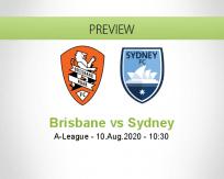 Brisbane Roar vs Sydney