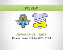 Asyouty Sport Tanta betting prediction (10 August 2020)