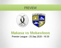 Misr Lel Makasa Al Mokawloon betting prediction (25 September 2020)