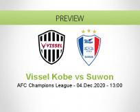 Vissel Kobe vs Suwon