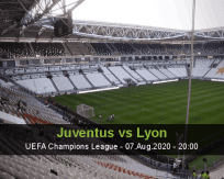 Juventus Olympique Lyonnais betting prediction (07 August 2020)