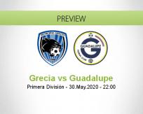 Grecia Guadalupe betting prediction (30 May 2020)