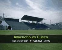 Ayacucho vs Cusco