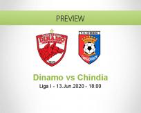 Dinamo Bucureşti vs Chindia Târgovişte
