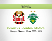 Seoul vs Jeonbuk Motors
