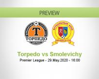 Torpedo BelAZ vs Smolevichy-STI
