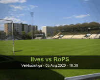 Ilves RoPS betting prediction (05 August 2020)