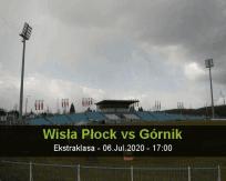 Wisła Płock vs Górnik Zabrze