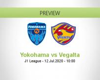 Yokohama Vegalta Sendai betting prediction (12 July 2020)