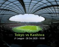 Tokyo Kashiwa Reysol betting prediction (28 October 2020)