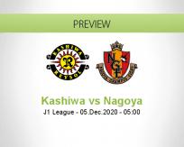 Kashiwa Nagoya betting prediction (05 December 2020)