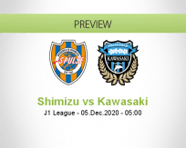 Shimizu Kawasaki betting prediction (05 December 2020)
