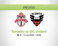 Toronto DC United betting prediction (13 July 2020)