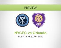 New York City vs Orlando City