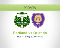 Portland Timbers vs Orlando City