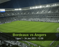 Bordeaux Angers betting prediction (24 January 2021)