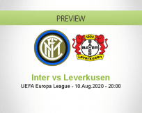 Internazionale vs Bayer Leverkusen