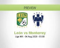León vs Monterrey